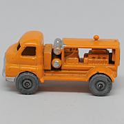 Lesney Matchbox 28a Bedford Compressor Vintage Toy
