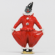 Britains Lead Clown from Circus Series