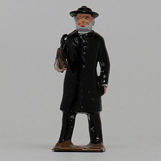 Britains Lead Country Clergyman #593