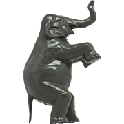 Britains Lead Performing Elephant  #450B from Circus Series