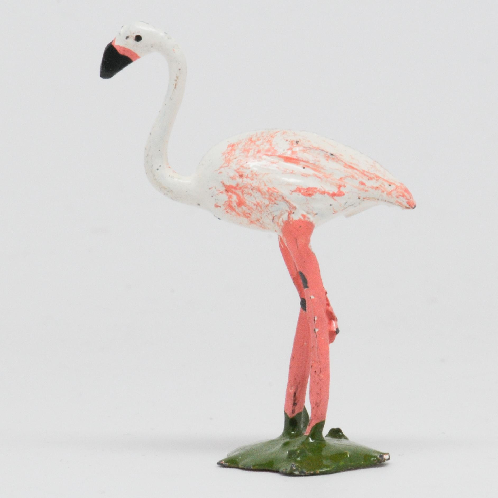 Britains Lead Flamingo  #947 from Zoo series