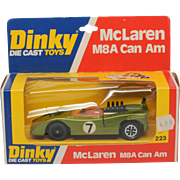 Dinky McLaren M8A Can Am Car MIB