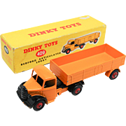 Dinky Toys Bedford Articulated Lorry 409 in Box
