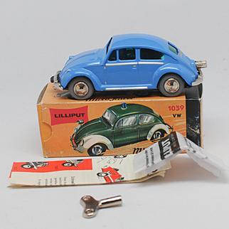Schuco Lilliput Micro Racer 1039 VW MIB