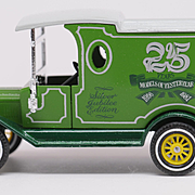 Matchbox Y12 1912 Ford Model T Van - Models of Yesteryear 25th Anniversary