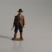 Britains Hollowcast Village Boy with Stick #558