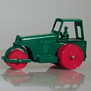 Vintage Lesney Matchbox Aveling Barford Road Roller