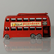 Vintage Lesney Matchbox 56A London Trolley Bus