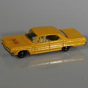 Lesney Matchbox #20C Chevrolet Impala Taxi 1965