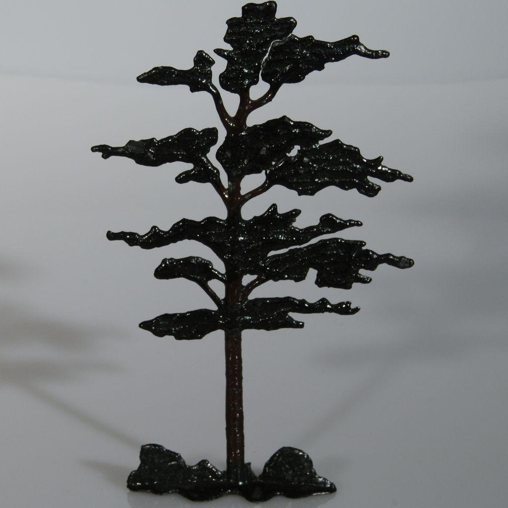 Britains Fir Tree Nbr 524 Pre-war lead farm or garden model