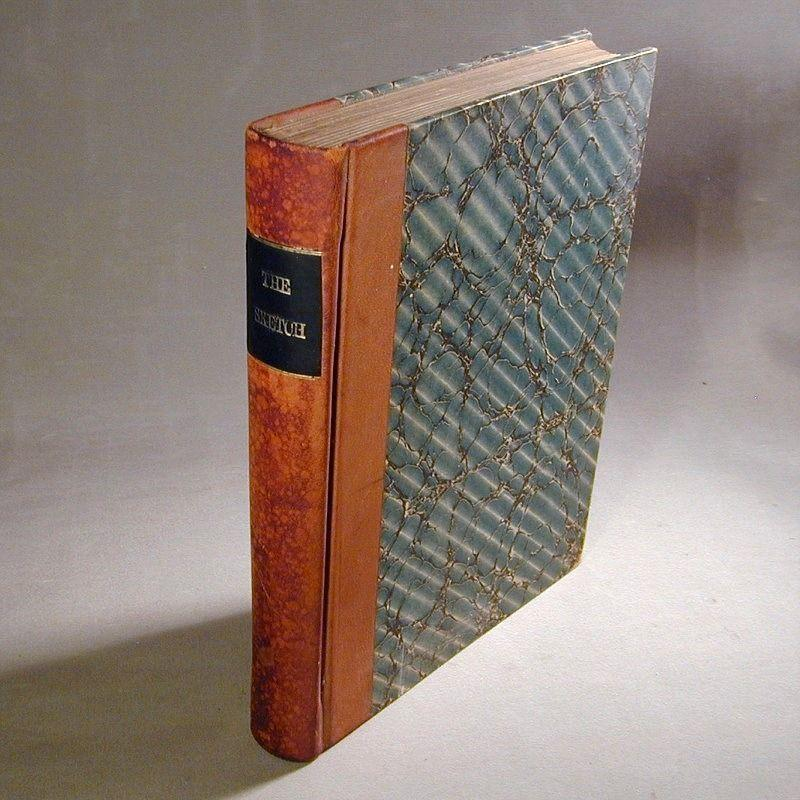 1909 Hard Bound Issues of THE SKETCH London Newspaper Magazine Profusely Illustrated
