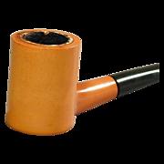 Vintage 1930s Bakelite Smoking Pipe - Tobacco