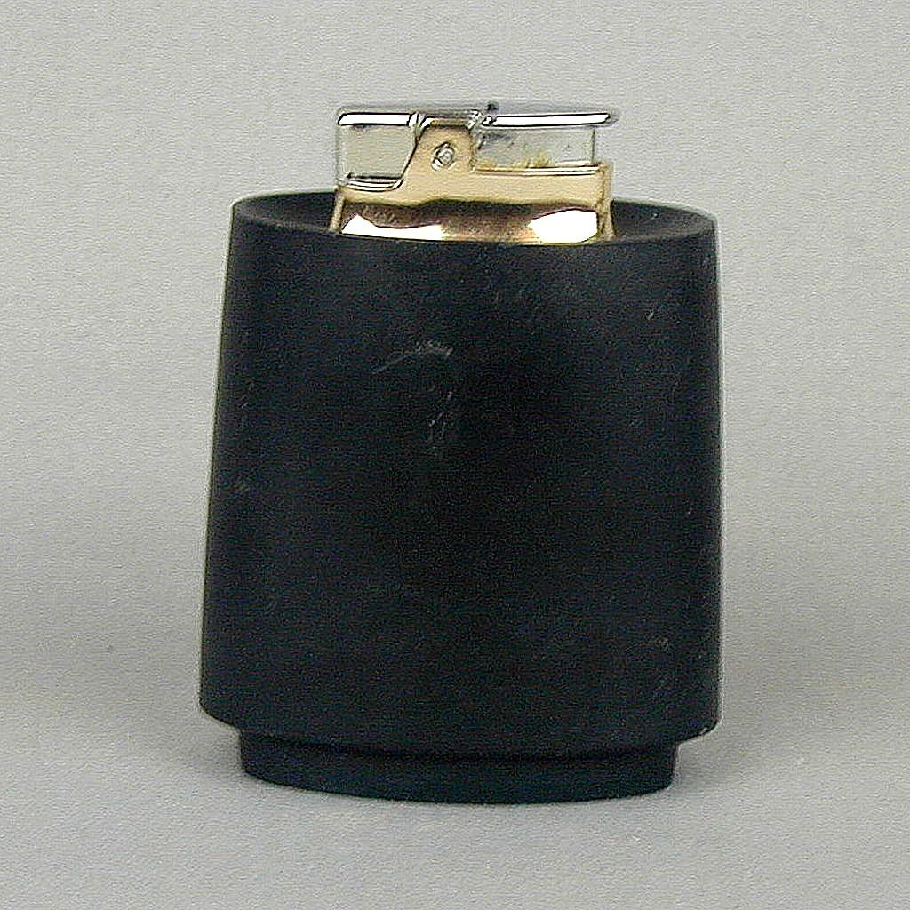 Modernist Ronson Pioneer Table Lighter w/ Orig. Box