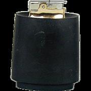 Modernist Ronson Pioneer Table Lighter w/ Orig. Box