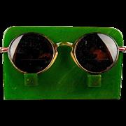 Old 1930s Bakelite Eyeglasses Holder - Optometrist Store Display