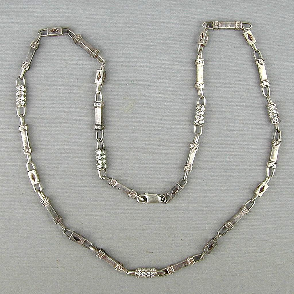 Silver chains for women