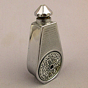 Art Deco Marcel Franck French Pocket Perfume Atomizer ~ Le Weekend ~