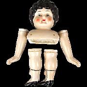 1950s Japan Porcelain Doll Kit Victorian Style Beauty