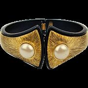 Vintage ORENA Paris Clamper Bracelet