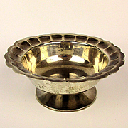 Heavy Mexican SANBORNS Sterling Silver Dish Bowl