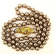 Joan Rivers Long Lux Faux Pearl Rope Necklace w/ Super Clasp