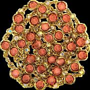 Long Swarovski Austrian Crystal Necklace Chain - 36 Inch Sparkler
