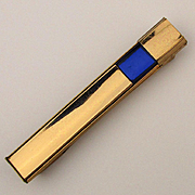 1940s Kreisler Craft Gold-Filled Tie Bar Money Clip