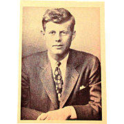 1963 John F. Kennedy Complete Set of 64 Rosan Trading Cards PRE-Assassination