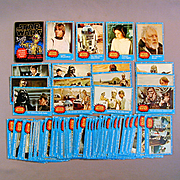 1977 Topps Star Wars Complete Trading Card Set #1 - 66 Unused