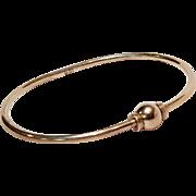 Cape Cod sterling silver bracelet
