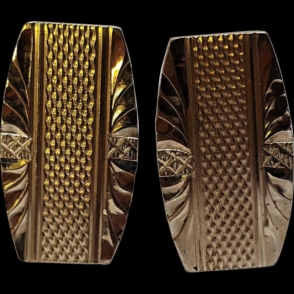 900 Silver cufflinks Czech Republic