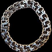 Sterling silver bracelet Sweden GVH Guldvaruhuset