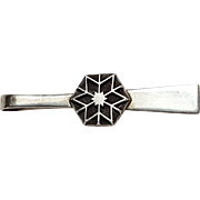 Kurt Eric Christoffersen for International sterling tie bar Mid Century