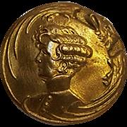 Sarah Bernhardt as  Eaglet button