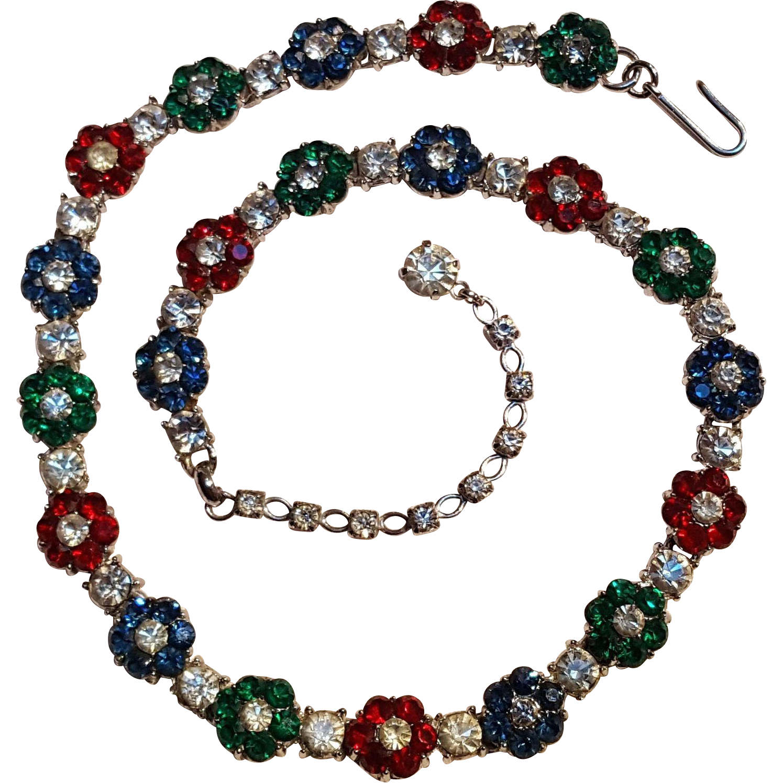 Dating vintage trifari jewelry rhinestone 7