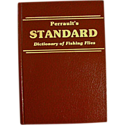 Perrault's Standard Dictionary of Fishing Flies  Rare Out of Print