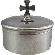 Gorham Sterling Silver Communion Sacrament Box