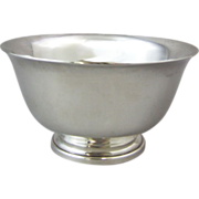 Georg Jensen Sterling Silver Bowl Paul Revere