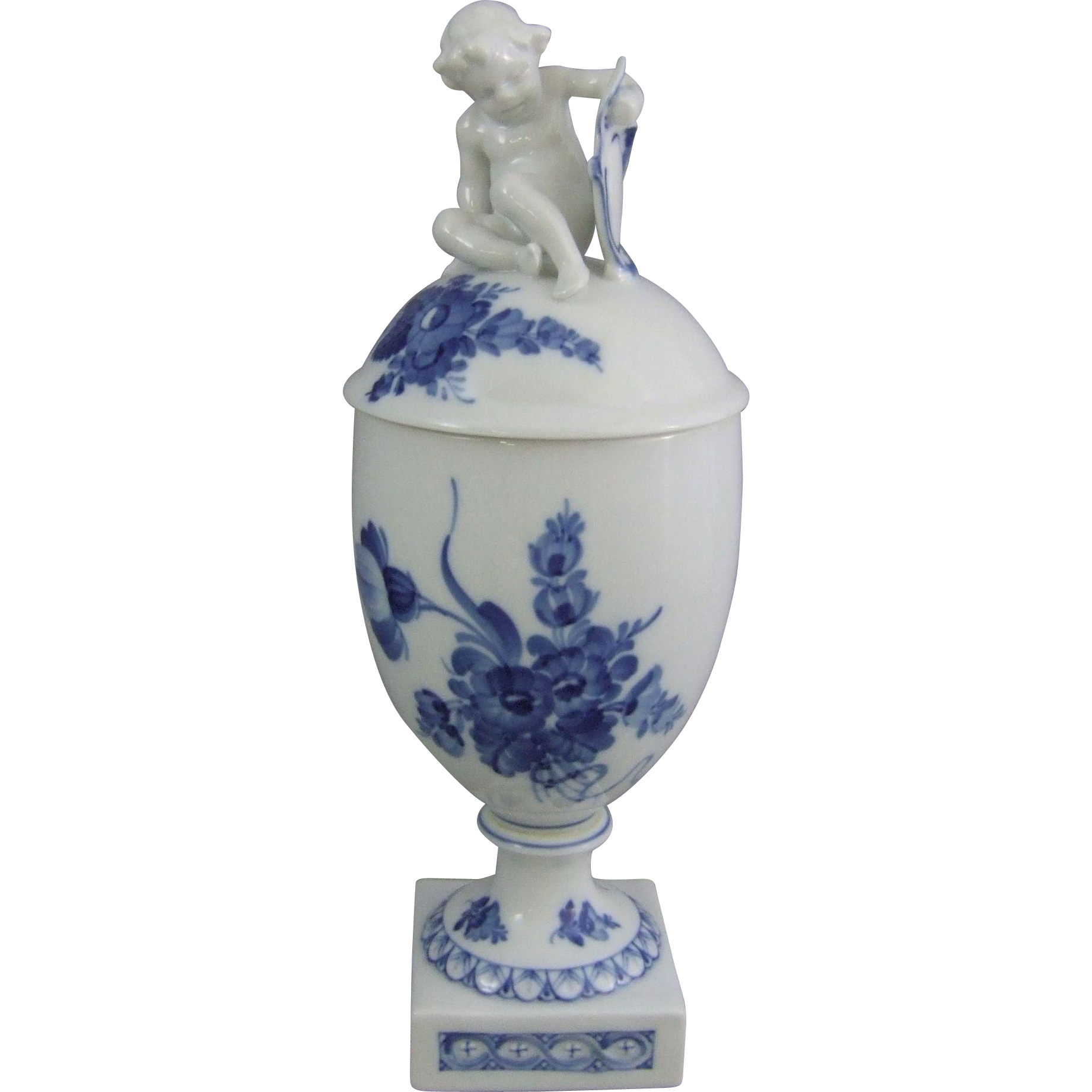 royal copenhagen porcelain blue flowers blaue blume 282. Black Bedroom Furniture Sets. Home Design Ideas