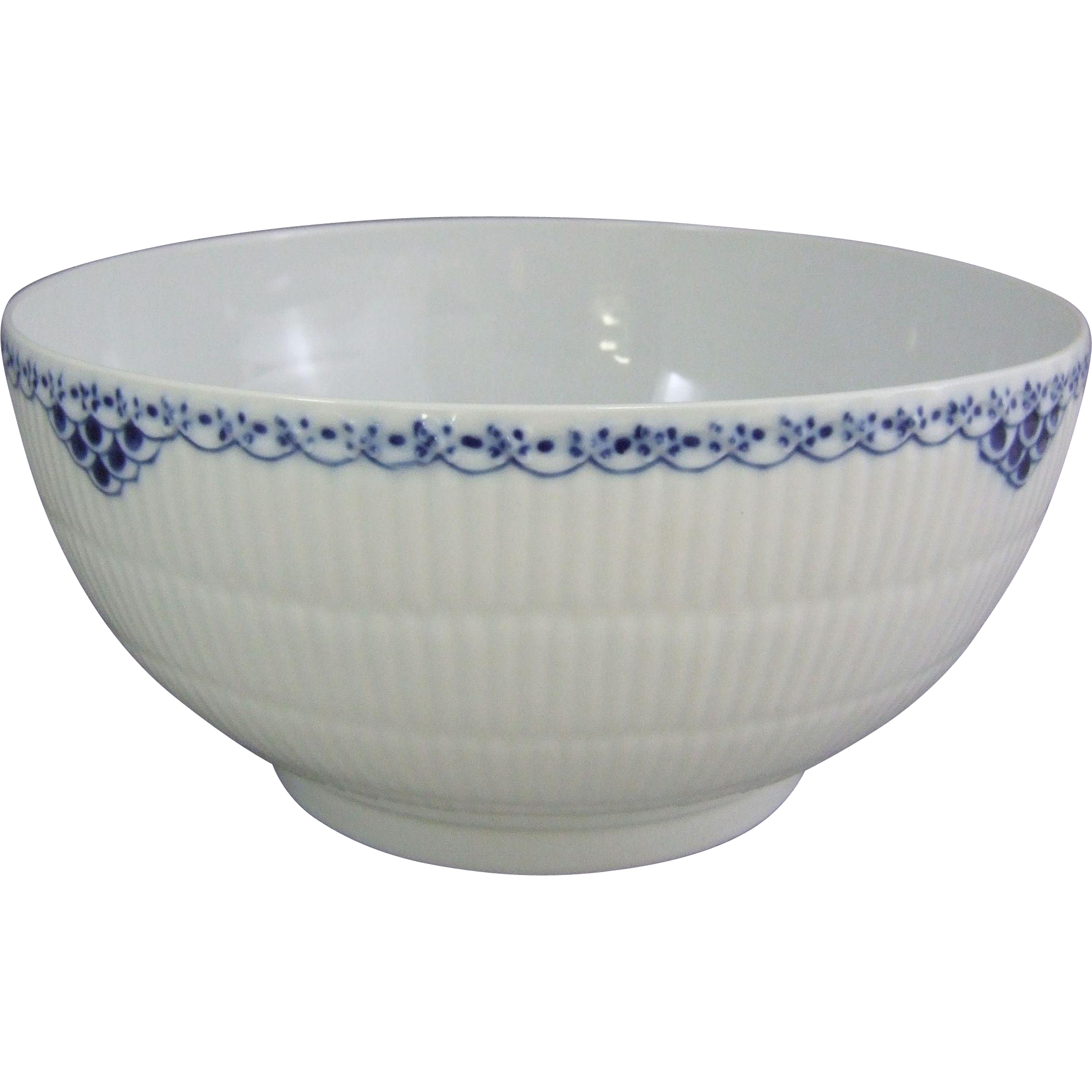 Royal Copenhagen Princess Bowl Décor 1104 Round Salad Bowl 9.25""