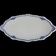 Royal Copenhagen Porcelain Princess Service 349 Pickle Relish Dish