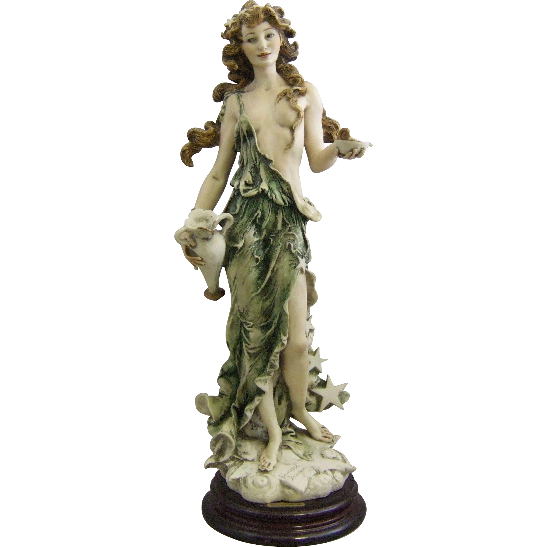 Giuseppe Armani Original Figurine Sculpture 482/C Ambrosia