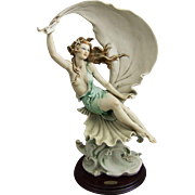 Giuseppe Armani Original Figurine Sculpture 904/C Wind Song