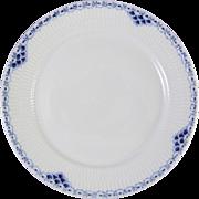 Royal Copenhagen Porcelain Princess dinner Plate 627