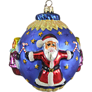 Christopher Radko Ornament Circle of Cheer 98-222-0