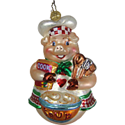 Christopher Radko Ornament Wolfgang Pork 1010918