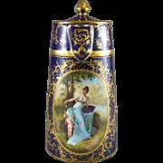 Royal Vienna Porcelain Chocolate Pot