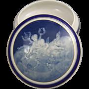 Camille Tharaud Limoges Porcelain Dresser Box