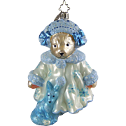 Christopher Radko Ornament Muffy Snowflake Queen