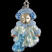 Christopher Radko Ornament Muffy Snowflake Queen